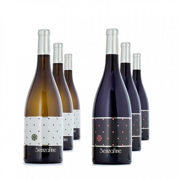 6er SenzaFine Wein-Abo II
