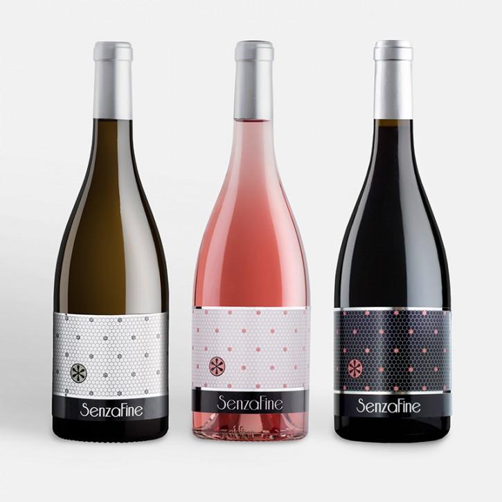3er SenzaFine Wein-Abo I