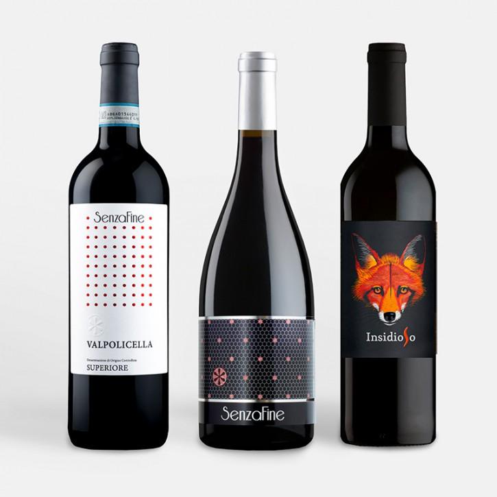 3er SenzaFine Wein-Abo IV