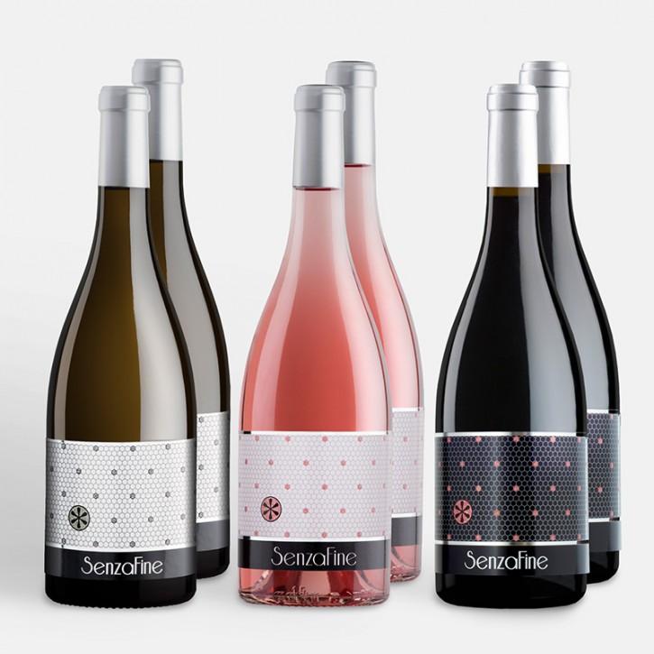 6er SenzaFine Wein-Abo V