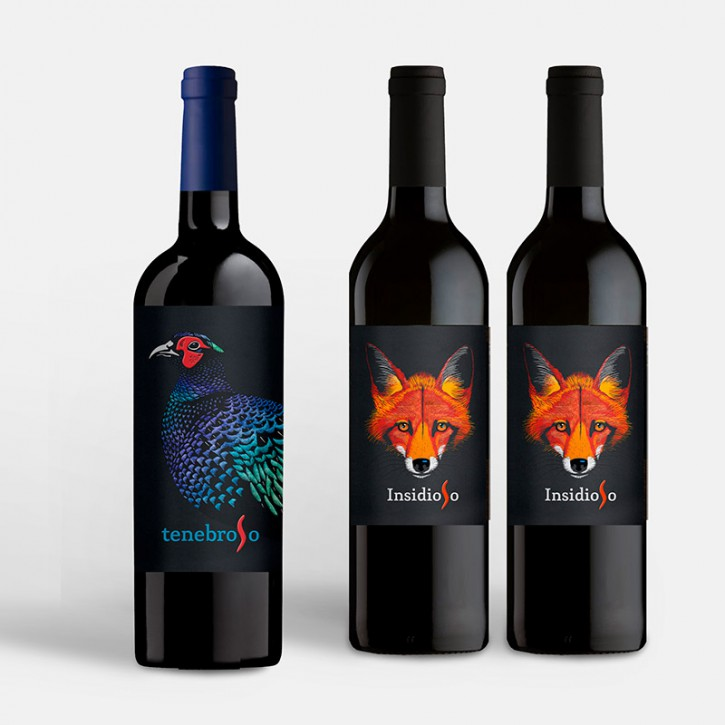 3er Schnupper-Weinpaket Tuscany Red
