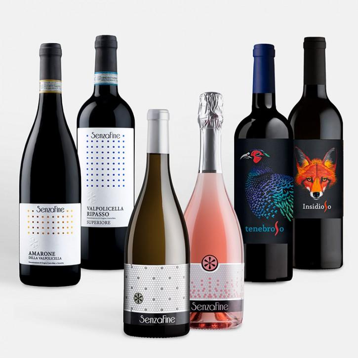6er Weinpaket Besondere Momente