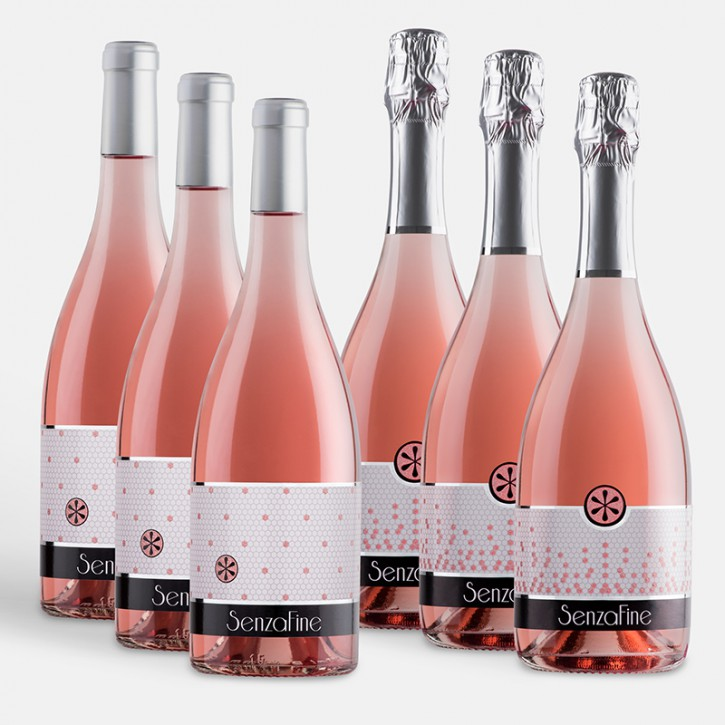 6er Sommerpaket La Vie En Rose