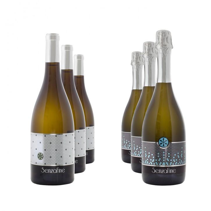 6er SenzaFine Wein-Abo IV
