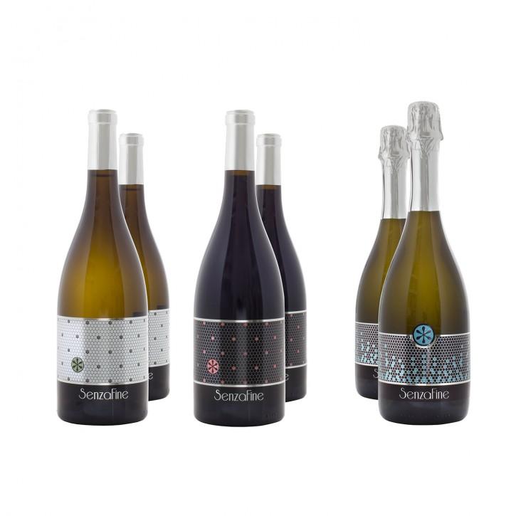 6er SenzaFine Wein-Abo VII